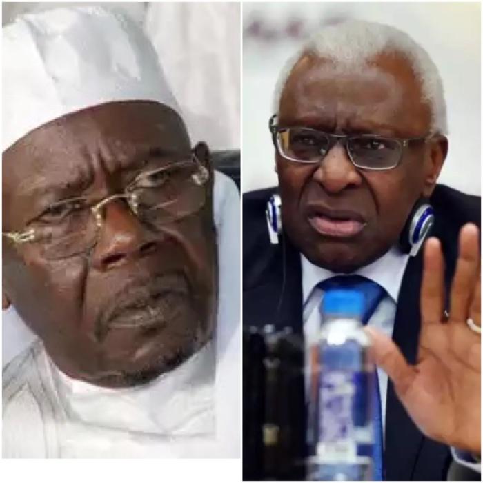 Les confidences de Lamine Diack à Serigne Abdoul Aziz Sy «Junior » : « Je sais que je n'ai rien fait... »