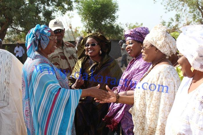 TOUBA : Les femmes de BBY en visite chez les « Sokhnas »