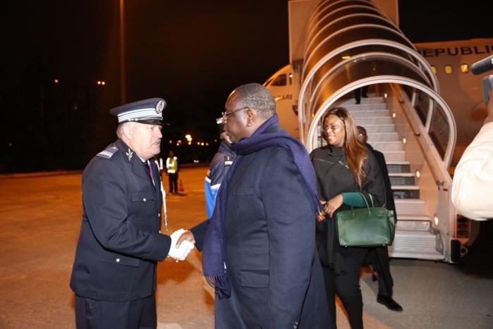 Macky Sall à Paris pour la COP 21