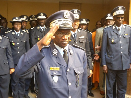 BLOCAGE DE SERIGNE MOUNTAKHA : Les précisions du directeur de la sécurité publique
