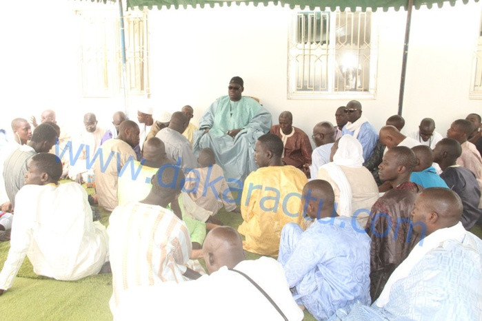 Magal de Touba 2015 : Les images du Magal chez Serigne Bass M'backé Khadim Awa Ba