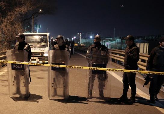Une explosion fait plusieurs blessés à Istanbul