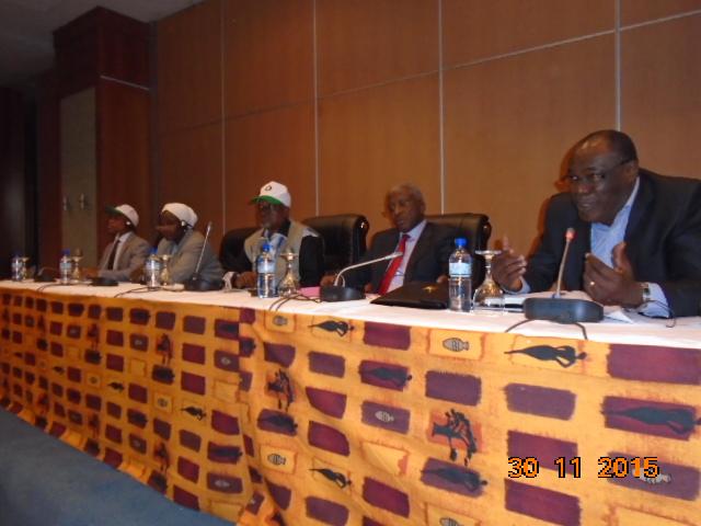 Elections au Burkina : La mission d'Observation de la CEDEAO estime qu'elles ont été calmes et crédibles.