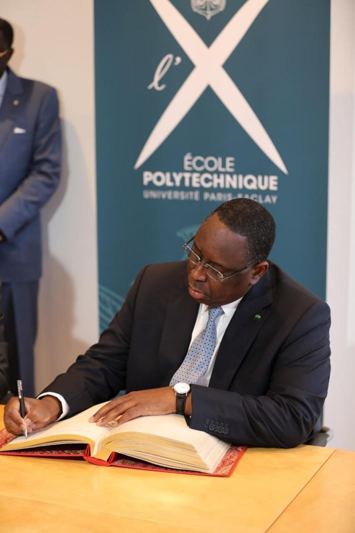 PARIS : Des opportunités d'intégration offertes aux Boursiers d'excellence sénégalais dans les CPGE des Lycées Louis-le-Grand, Henri IV et du Parc