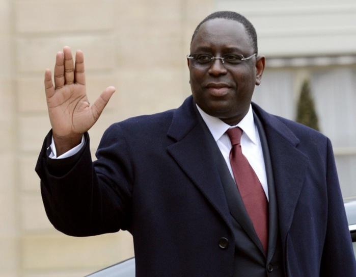 Le président de la République Macky Sall est arrivé à Johannesburg