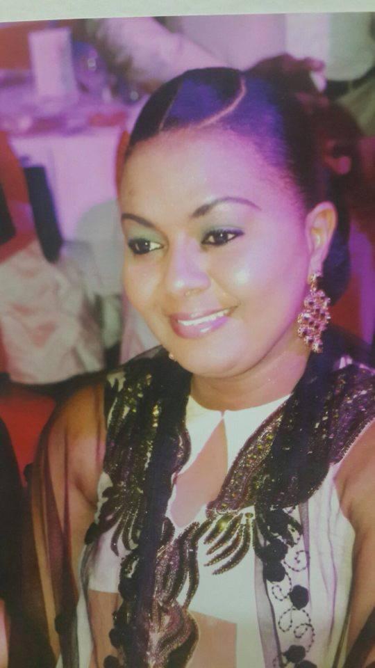 L'ex de Serigne Modou Kara Mbacké, Fatou Ba respire la forme !!!