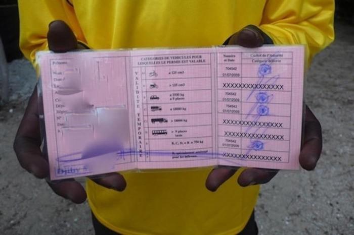 Achat d'un permis de conduire sénégalais : Un Havrais jugé pour détention dudit document acheté