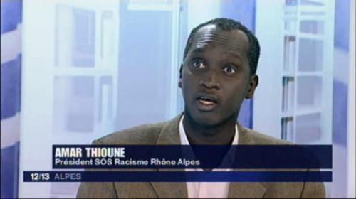 «Violences sur conjoint» et «viol» : Le Franco-sénégalais Amar Thioune mis en examen