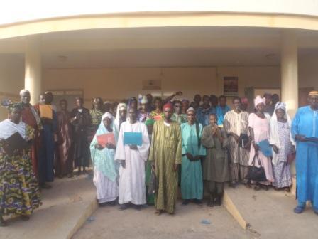 Koumpentoum : Les conseillers municipaux de Kouthiaba Wolof à l'école de la passation des marchés et du trésor public
