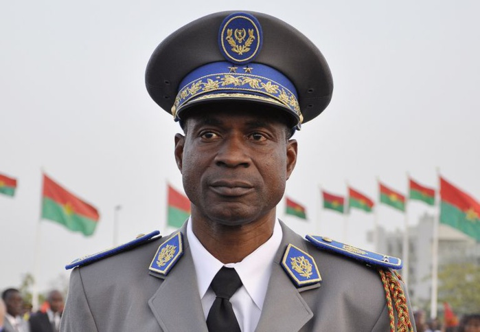 Burkina Faso : le général Diendéré inculpé de meurtre dans le dossier Sankara