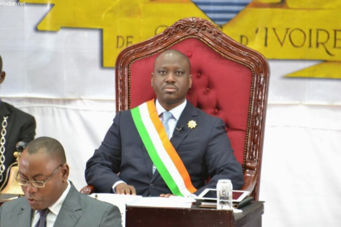 CÔTE D'IVOIRE : Mandat d'arrêt international lancé contre Guillaume Soro