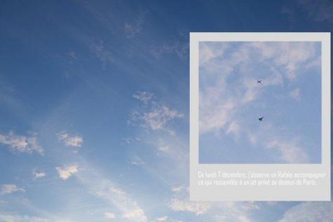 Un avion en provenance de Belgique intercepté dans le ciel parisien