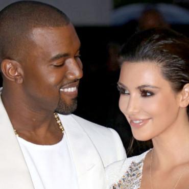 Kim Kardashian et Kanye West révèlent le prénom de leur bébé : Saint West !