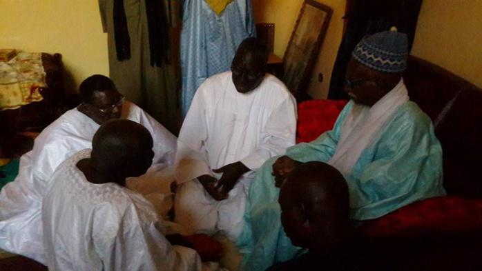 TOUBA : Cheikh Béthio reçu et remercié par le Khalife, pour son soutien lors du Magal