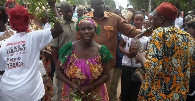 Week-end politique en Casamance : La coalition Macky 2012 fait la promotion des actions du Président Macky Sall