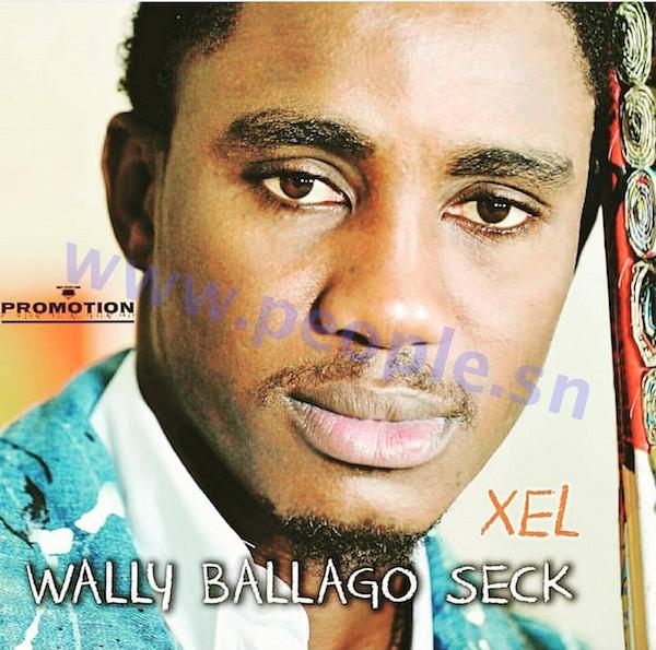 Lancement de son nouvel album : Waly Seck met un Cd aux enchères
