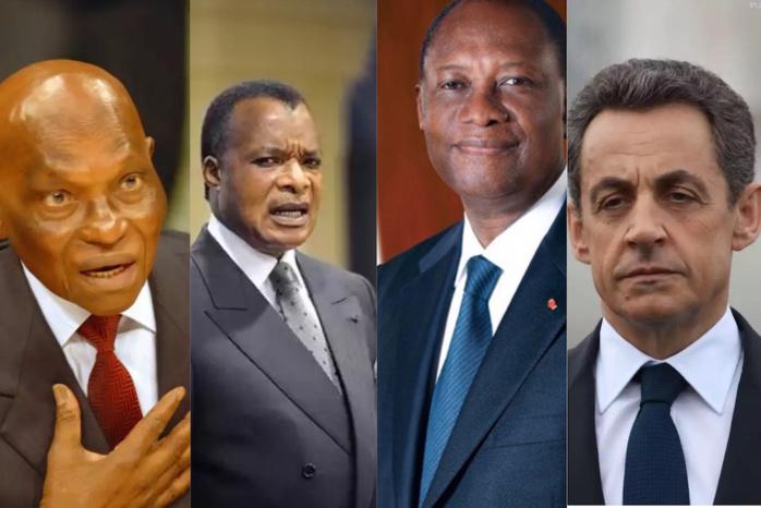 Me Abdoulaye Wade plaide la cause de son fils auprès de Ado, Sassou et Sarkozy pour qu'ils interviennent auprès de Macky