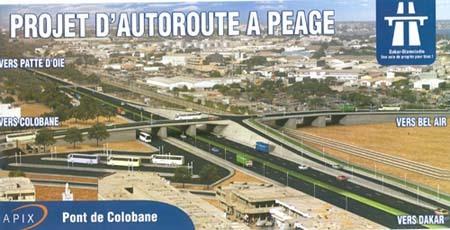 Gestion des infrastructures routières : Le Fonsis prend le péage