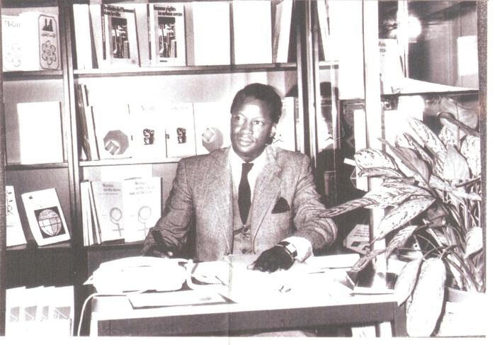 Doyen Cheikh Sadibou DIALLO ou le pari de l'Excellence.