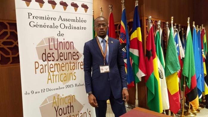 AG des jeunes parlementaires d'Afrique : Abdou M'bow élu Vice Président de l'Union