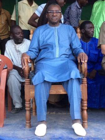 "Festival ""Penccum Niani"" : Me Sidiki Kaba s'engage"