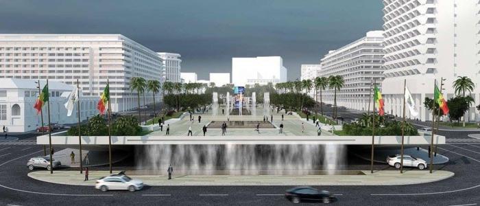 La Commune de Dakar-Plateau et la Ville de Dakar vont réaliser enfin ce projet pour la place de l'indépendance