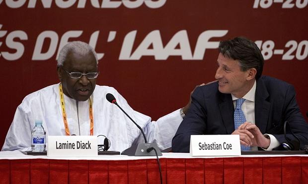 IAAF : Après Lamine Diack, son successeur dans l'œil du cyclone