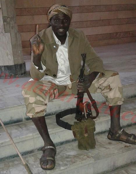 SYRTE : Abdourahmane Mendy, les tribulations du peintre fou