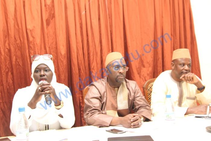 Association Proxim'Jeunes : Appui aux femmes de la Médina par Cheikh Ahmet Tidiane Ba, Directeur général des Impôts et Domaines
