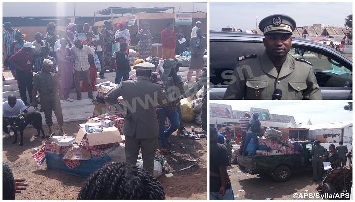 Les douanes saisissent 400 kilos de médicaments à la FIDAK