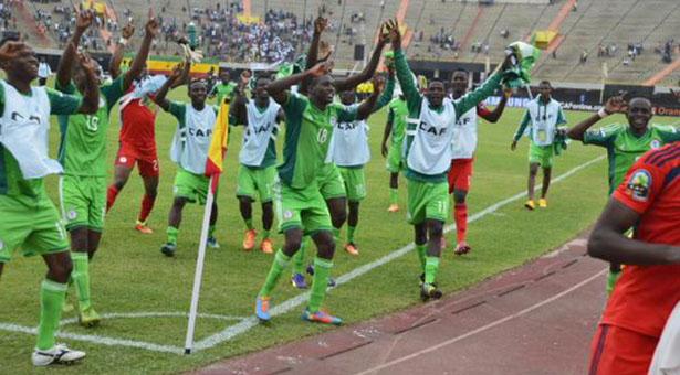 LE NIGÉRIA REMPORTE LA CAN U 23