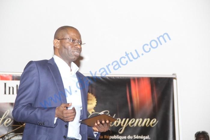 """GRC / Boubacar Camara PCA, Sococim aux jeunes : « Celui qui vous dit que """" Xaalis dagnou kay lidieunti """" vous trompe… »"""