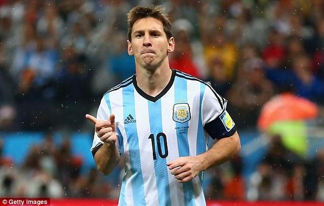 """Messi flingue ses détracteurs : """"Allez vous faire foutre !"""""""