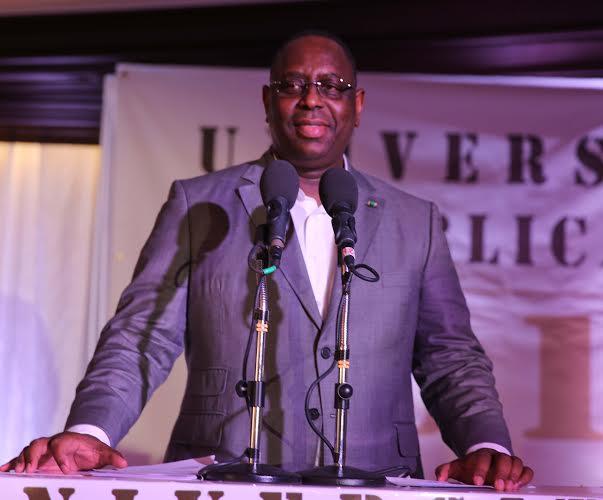(Monsieur Moussa TAYE militant socialiste) : Un Républicain ne règne pas il instaure la République et défend ses valeurs.