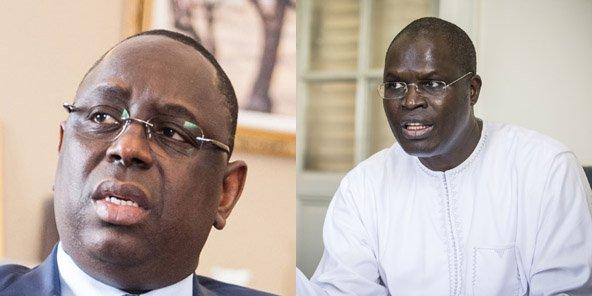 SÉNÉGAL : Sall (Macky) contre Sall (Khalifa) (Jeune Afrique)