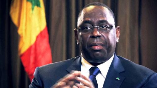 """Macky Sall """"optimiste"""" pour les élections de 2015 dans l'espace CEDEAO"""