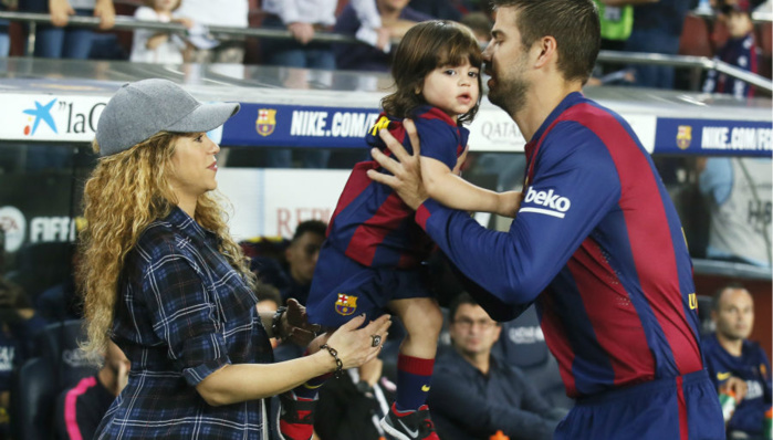 Quand Piqué devient une menace pour… Shakira !