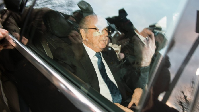 Sepp Blatter en attente d'un verdict
