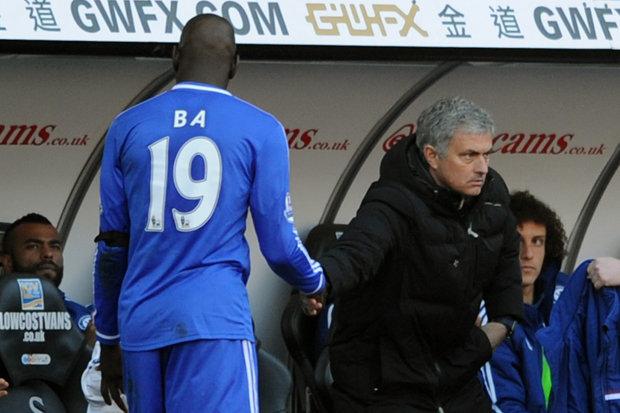 Limogeage de Mourinho : Les vœux de Demba Ba exaucés...