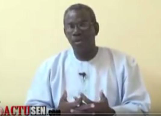 Momar Samb, leader du RTAS : '' Il est inadmissible qu'on puisse abandonner le combat devant ceux qui ont pillé les deniers publics ''