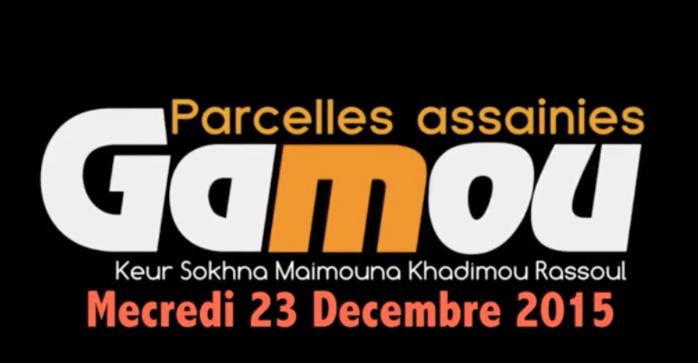 Appel Gamou 2015, Serigne Cheikh Abdou Mbacké Gaïndé Fatma