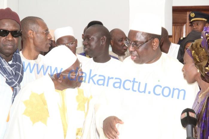 Abdou Aziz Sy Al Amine à Macky Sall : « Que les sénégalais t'accordent un temps assez suffisant pour que tu puisses finaliser tes travaux »