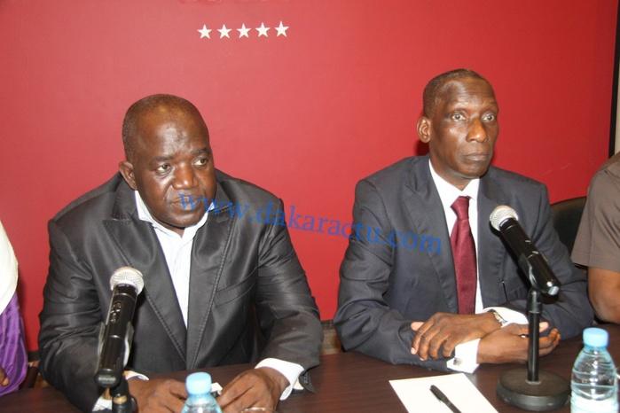 Le FPDR dénonce l'interpellation et l'arrestation de Oumar SARR, coordonnateur du PDS