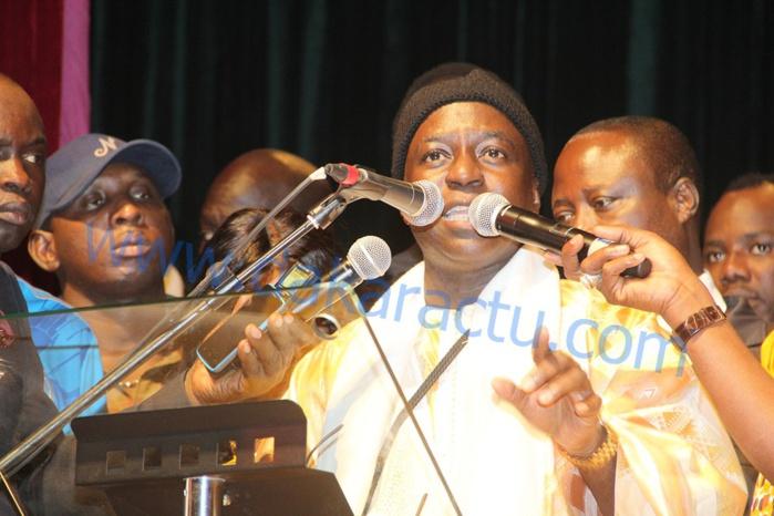 Cérémonie de Lancement du Réseau des Amis de Mael (RAM) : Discours du président Pape Mael Diop
