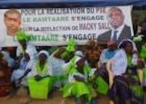 KOLDA  : Chérif Léhibe Aïdara s'engage aux côtés de Macky Sall
