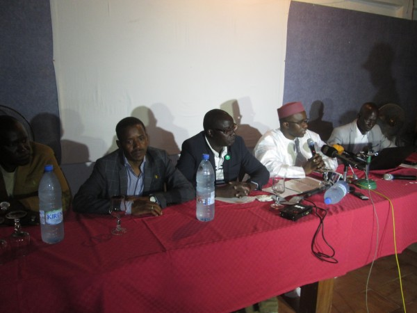 Ziguinchor : Doudou Ka plébiscité leader de l'Apr en Casamance.