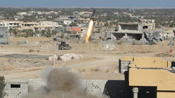 Irak : l'armée lance une offensive pour reprendre le centre de Ramadi