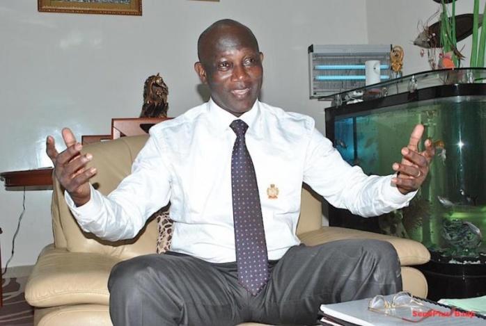 Présidentielle : Serigne M'backé N'diaye soutient Macky Sall