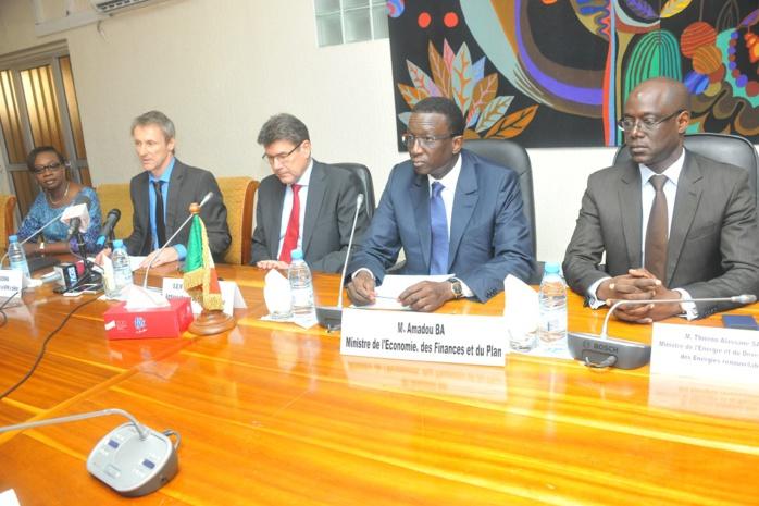 Energie renouvelable : L'Allemagne accorde 17 milliards au Sénégal pour la mise en oeuvre d'un projet