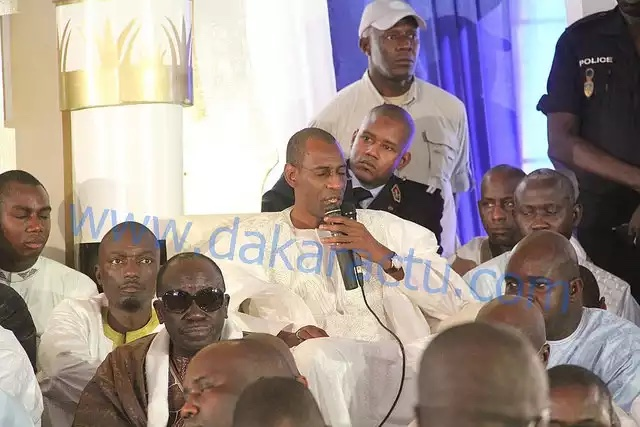Gamou 2015 : Médina Baye salue les réalisations du président Macky Sall et prie pour un Sénégal de paix